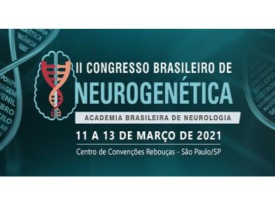 II Congresso Brasileiro de Neurogenética